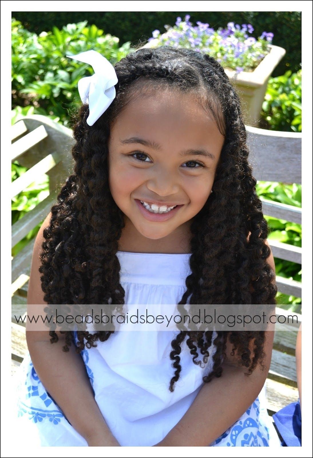 Image Result For African American Flower Girl Hairstyles With