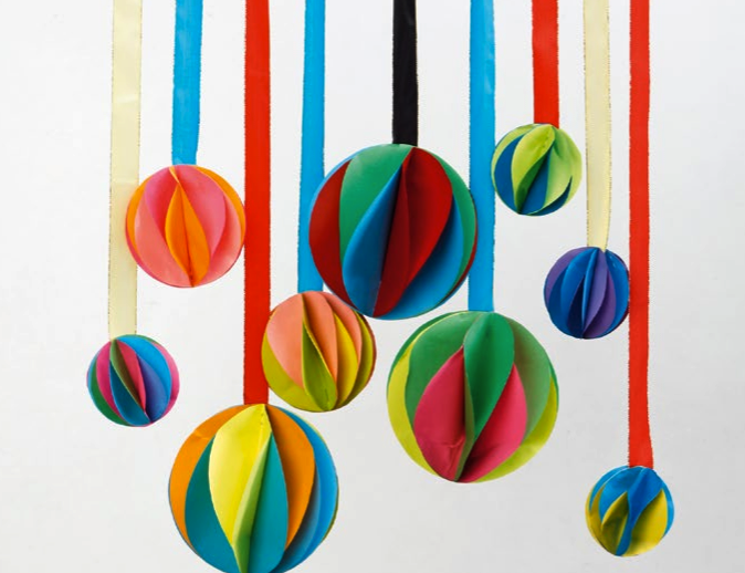 DIY Decorations from Real Living Philippines. Tutorial at
