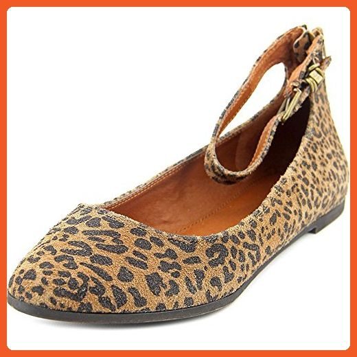 Tan Brand 5 For Us Women Gyllian Lucky Flats 8 pRnqYap6