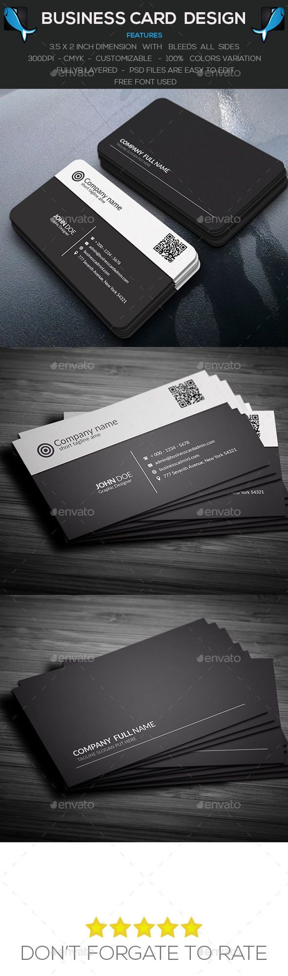 Clean Business Card Cleaning Business Cards Business Card Template Design Business Cards Creative Templates
