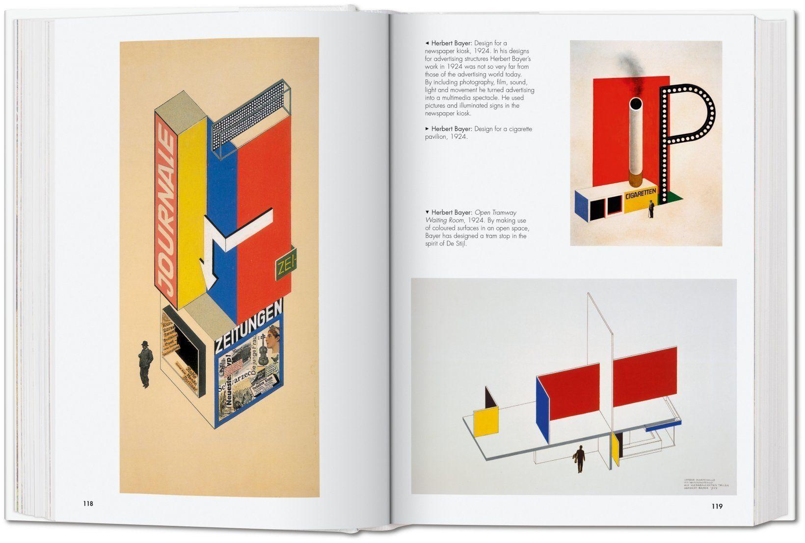 Bauhaus Updated Edition Study Art History Art School Bauhaus