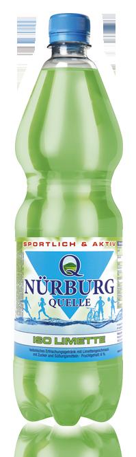 Nürburg Quelle Iso Limette