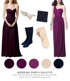 Dress color palette