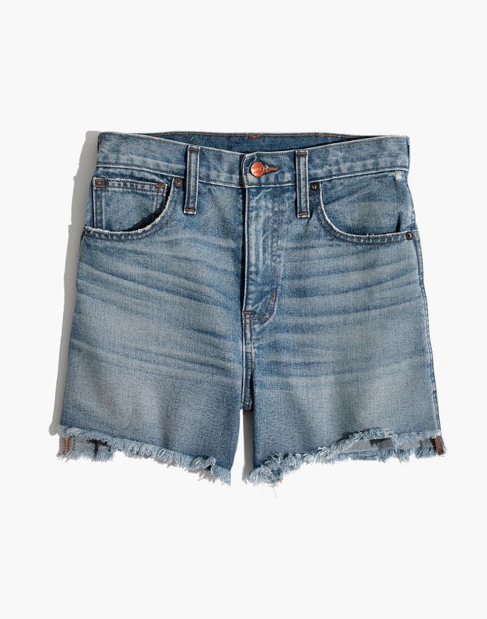 02d289502a Madewell The Perfect Jean Short: Step-Hem Edition | *Apparel ...