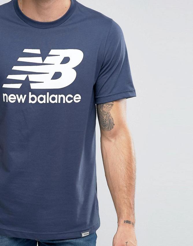 New Balance T-Shirts  b4d87b7b64