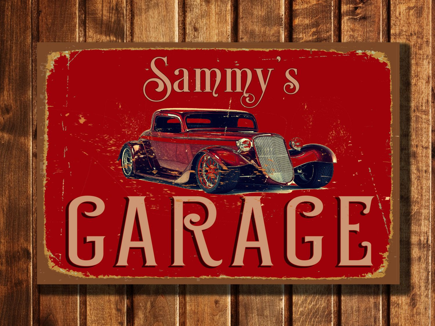 california products cover car product personalized garage signs whitehall