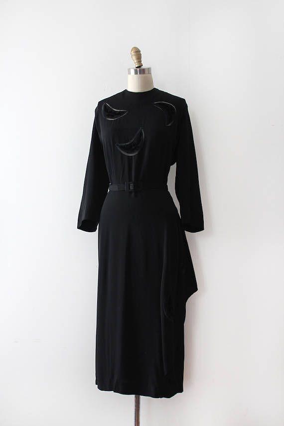 E evening dresses 1940s
