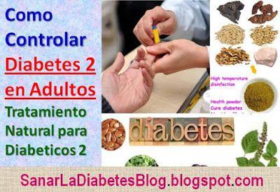 Como Controlar la Diabetes tipo 2 Naturalmente
