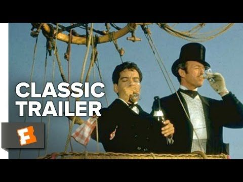 Around The World In 80 Days 1956 Official Trailer Cantinflas