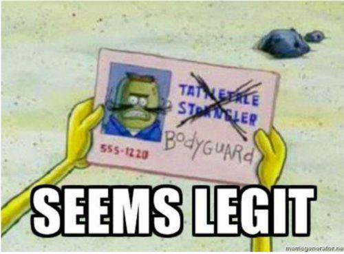 Spongebob Tattletale Strangler Voice Google Search Ha Ha Ha