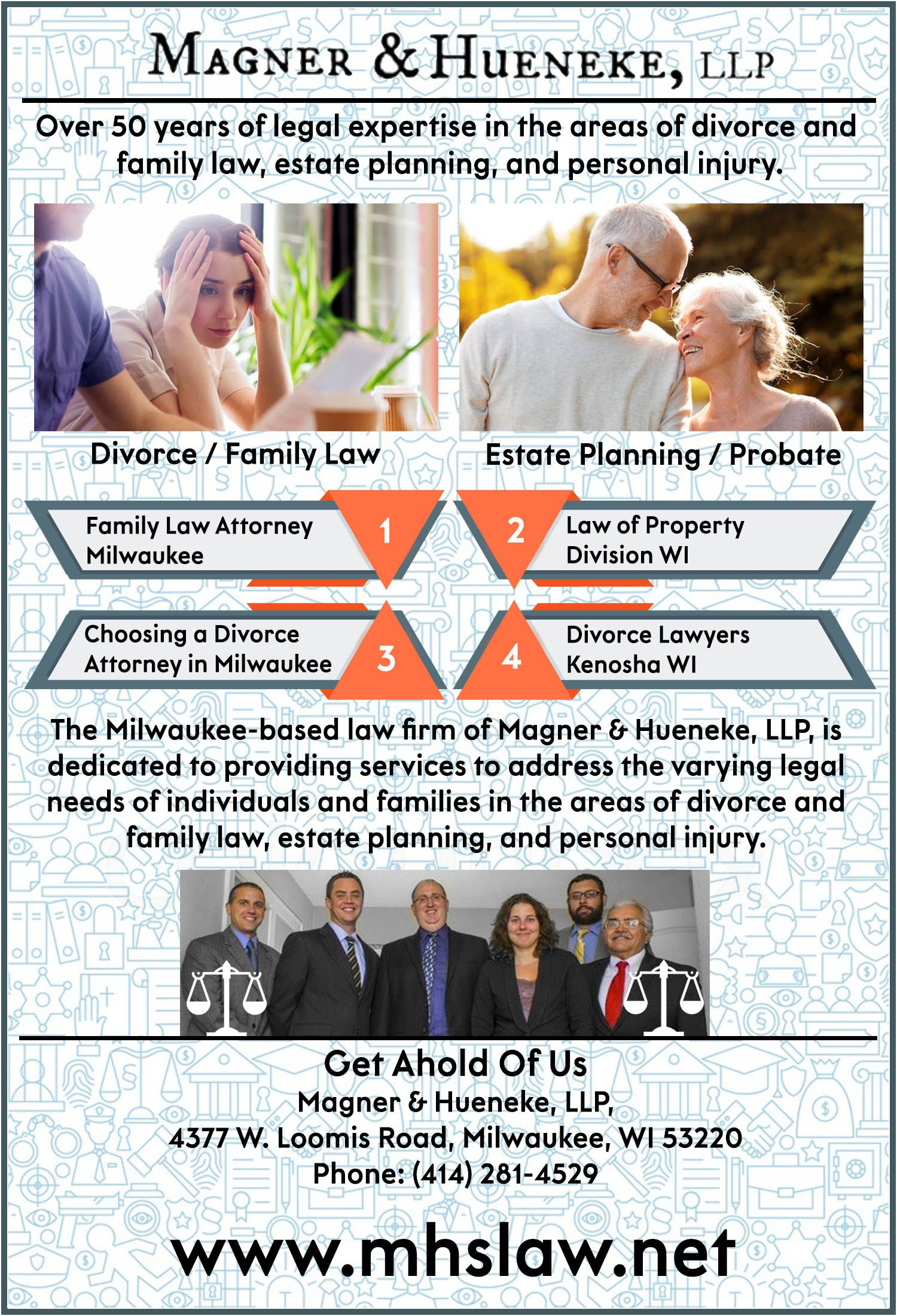 Divorce and family attorney near me