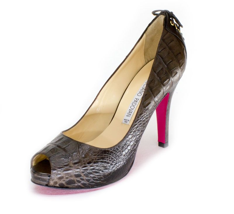These Luciano Padovan Shoes Are Absolutely Marvellous