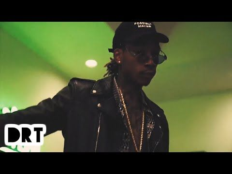 2) Wiz Khalifa & Travis Scott - Trippin (Official Video