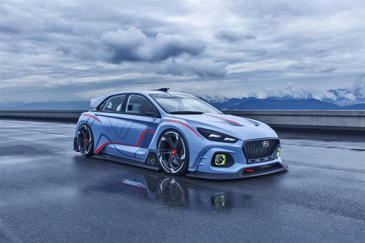 2016 Hyundai RN30 Concept Cars uk, Hyundai veloster