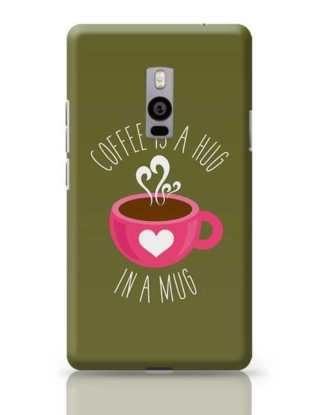 Coffee Love OnePlus Two Covers Cases Online India