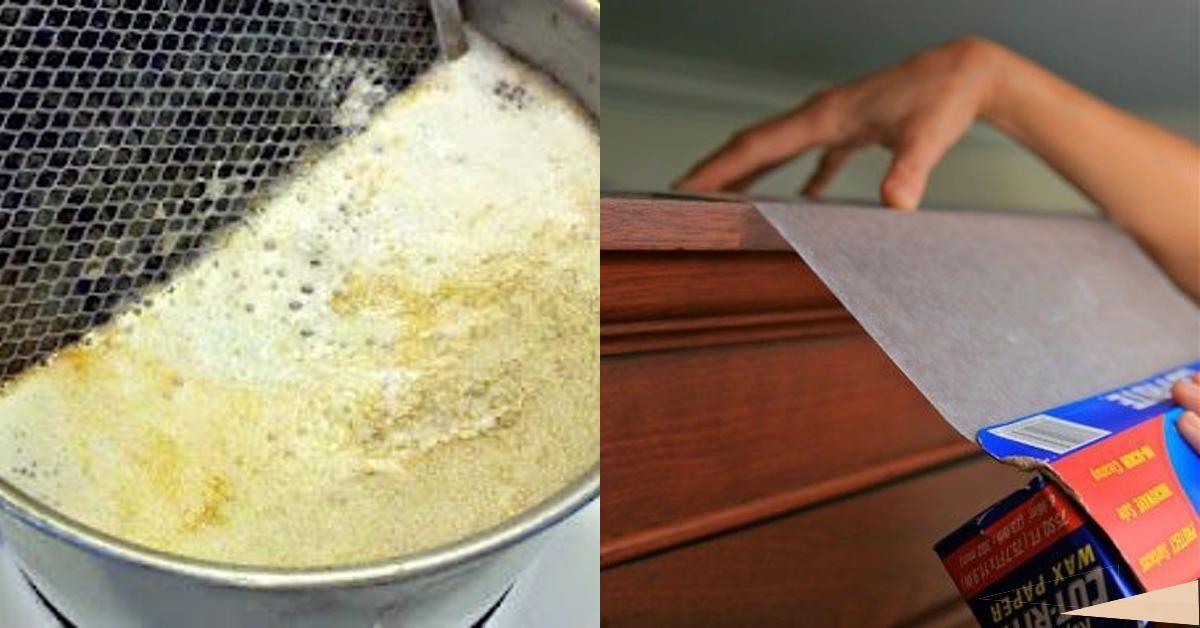 Pin von Sternen Staub auf Praktisches Küche putzen