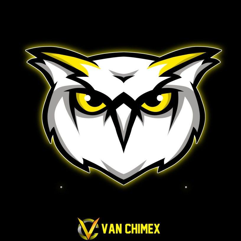 Logo Owl Vector Design Burung Hantu Logo Esport Owl Logo Owl Vector Owl