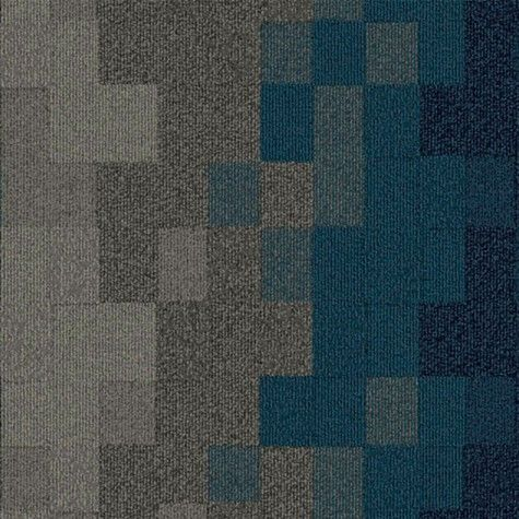 Carpet Tile Patterns Add A Fun Burst Of Shapes And Colors In
