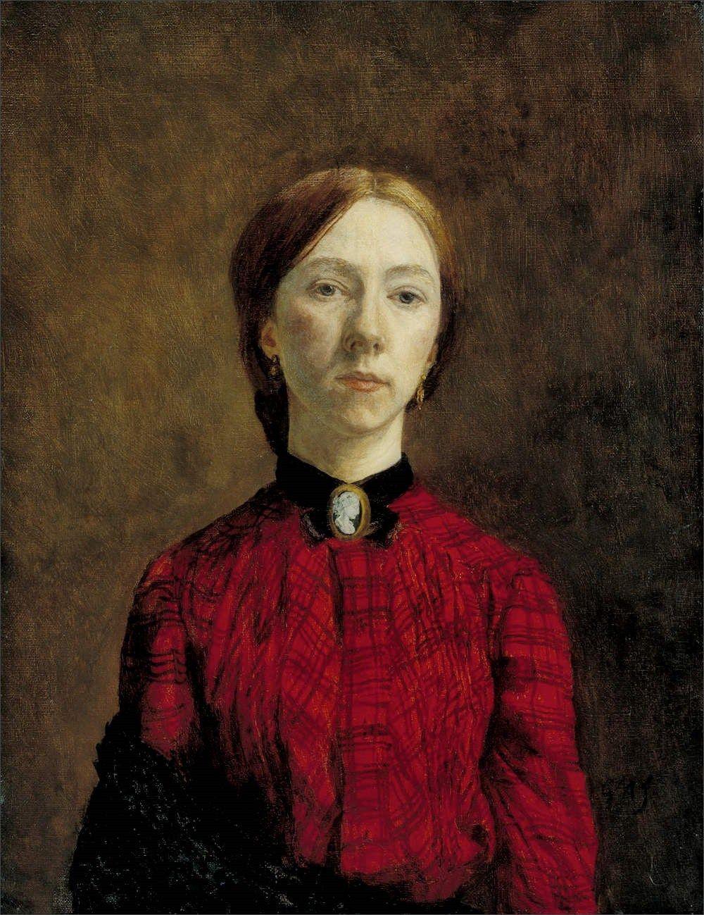 Gwen John Autoritratto 1902 Tate London Portraits Arte Del Retrato Pintor