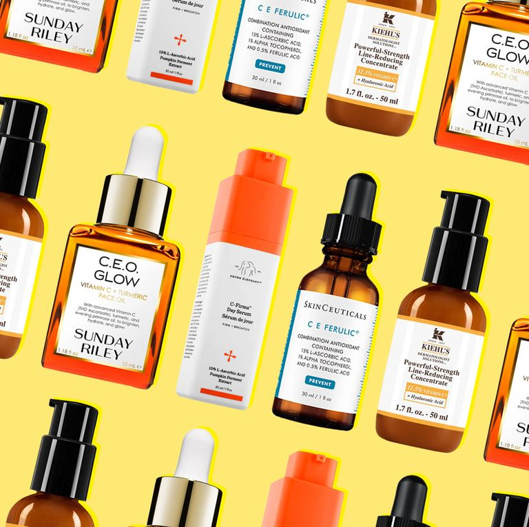 The Best Vitamin C Serums to Reduce Wrinkles, Fade Age