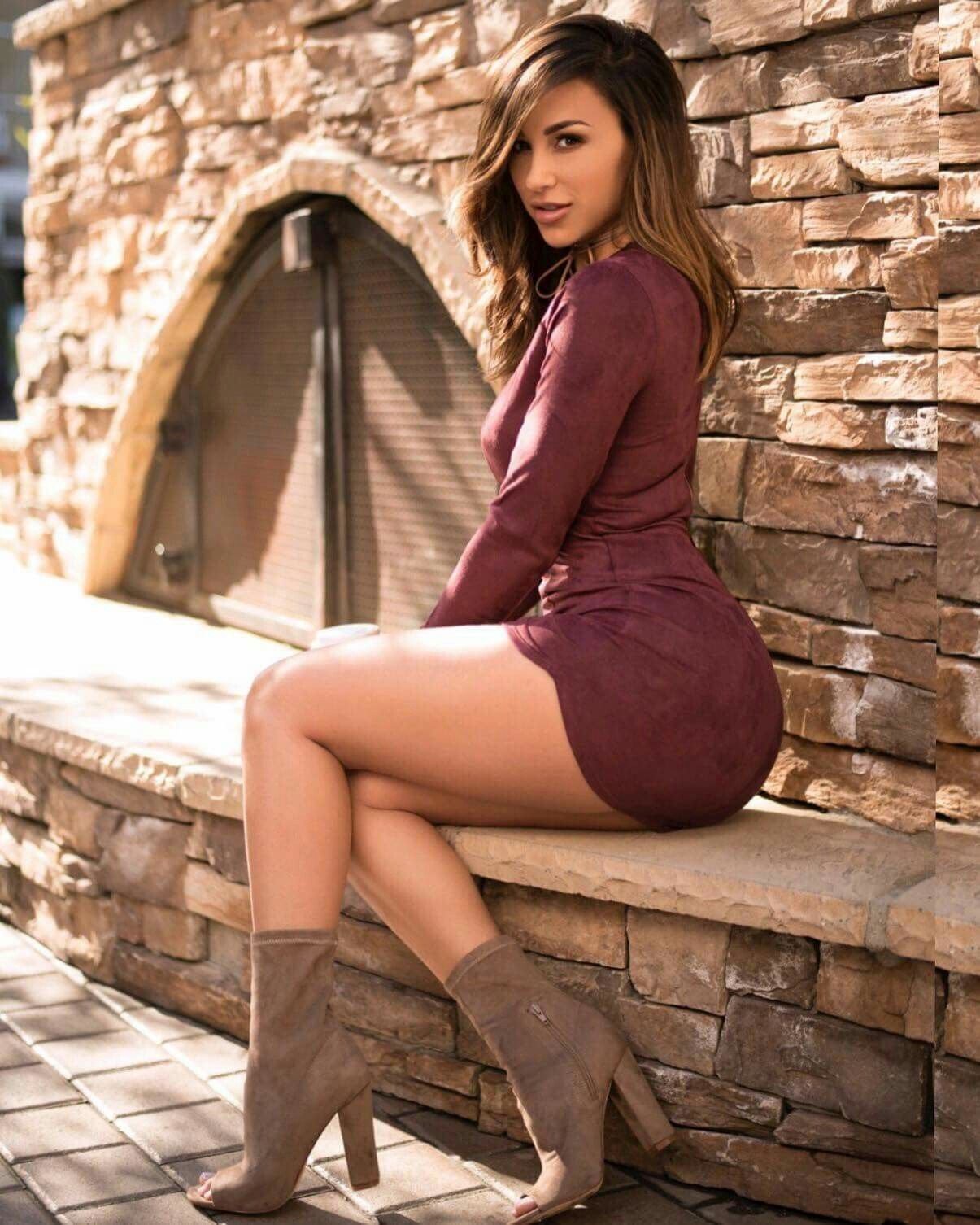 Explore mini skirts person sitting and more