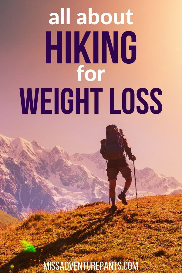 Photo of all about hiking for weight loss | Miss Adventure Pants