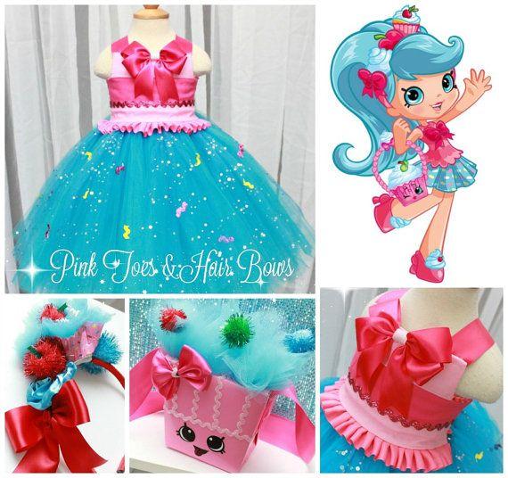 Shopkins Tutu Dress Shopkins Costume Shopkins Tutu-shopkins | Tutu | Pinterest | Shopkins ...