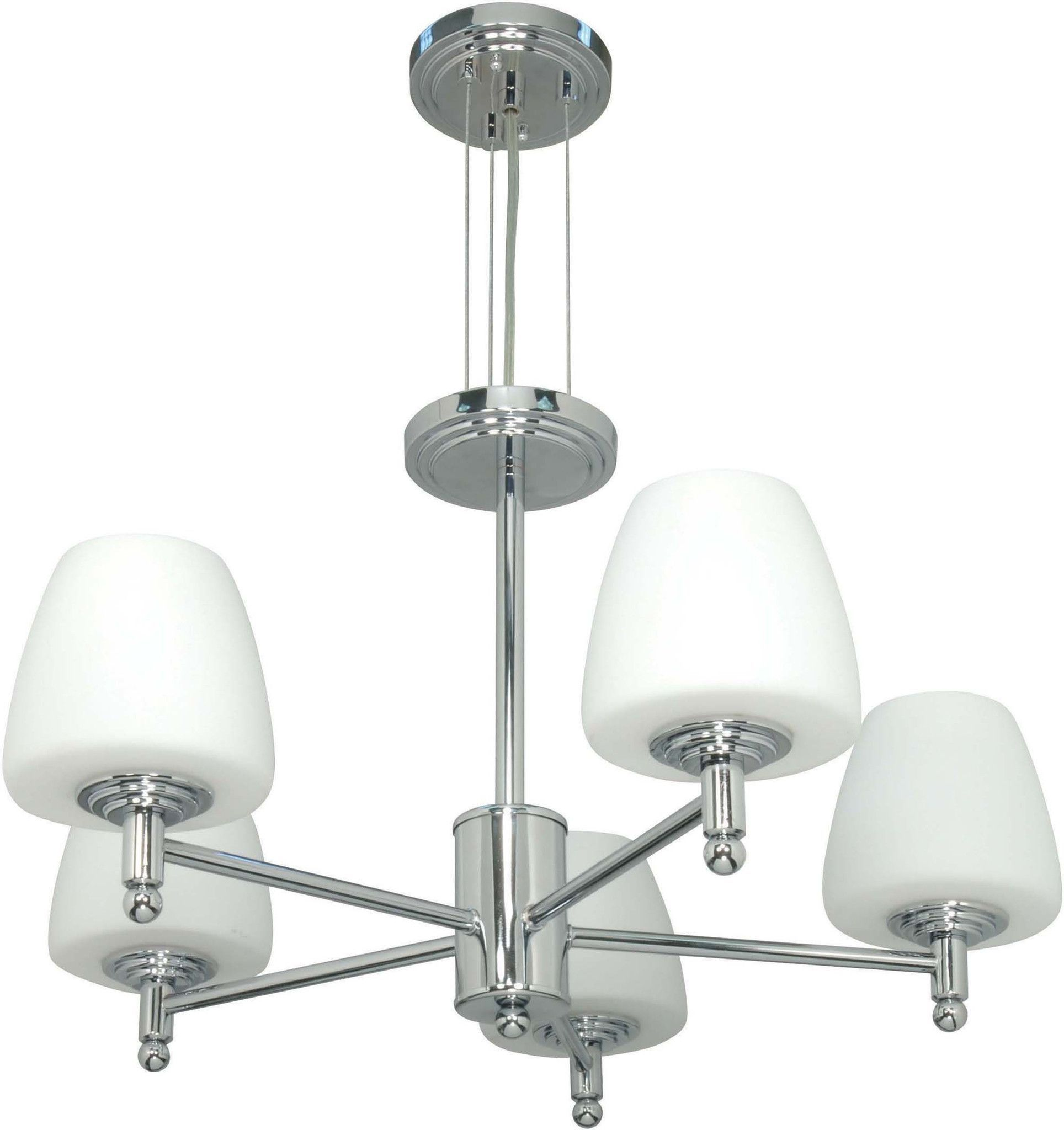 Nuvo galileo 5 light 24 inch halogen chandelier w satin nuvo galileo 5 light 24 inch halogen chandelier w satin white arubaitofo Image collections