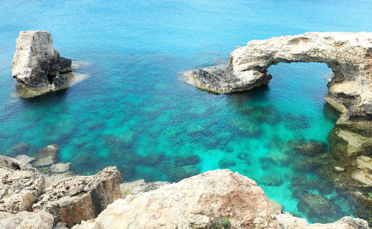 Agia Napa Ein Stuck Karibik Auf Zypern 8 Traumbuchten Zypern