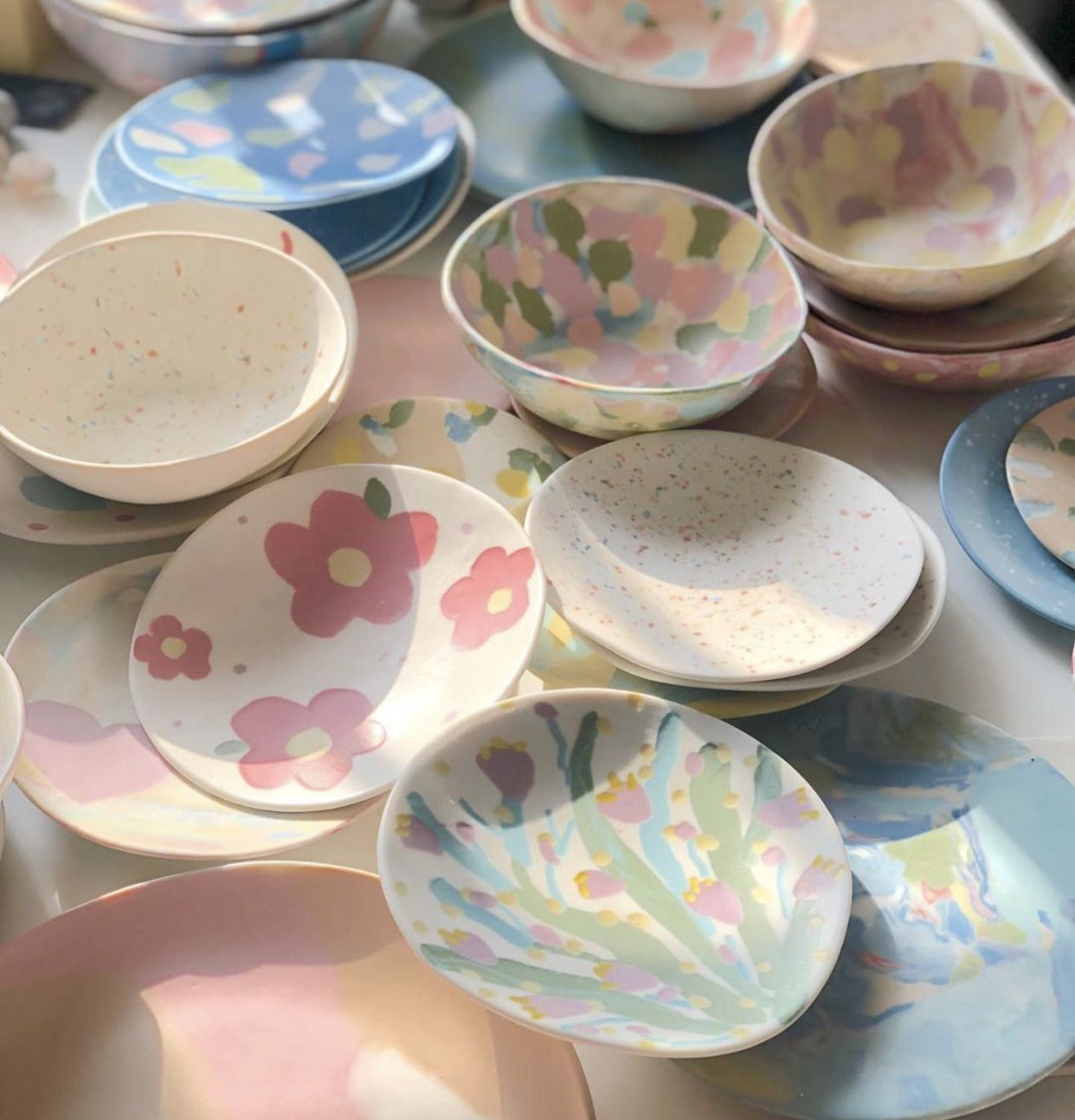 Pin by ♡∂εzү♡ on My aesthetic in 6  Tableware, Candy floss