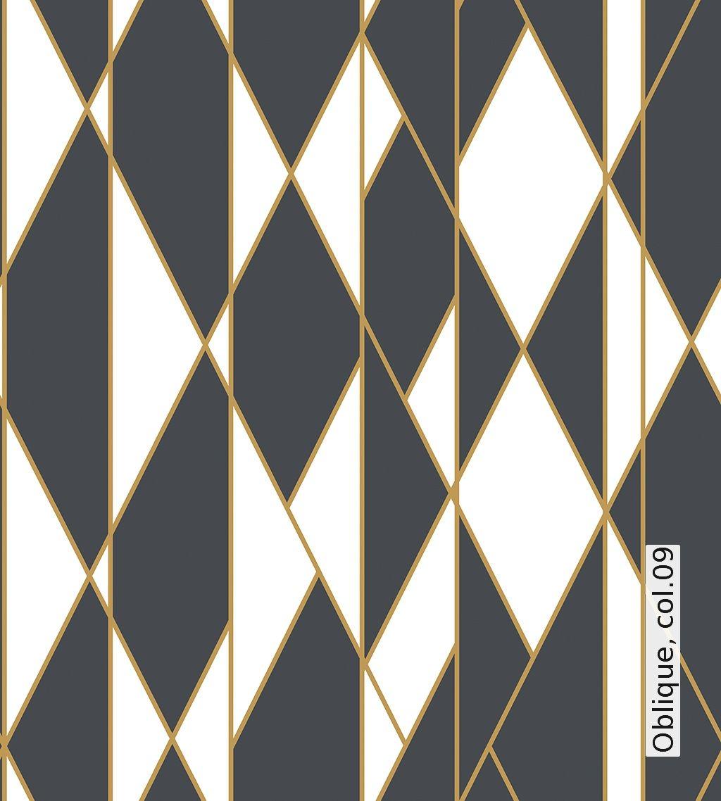 oblique in 2019 tapeten wei e tapete tapeten und wandgestaltung. Black Bedroom Furniture Sets. Home Design Ideas
