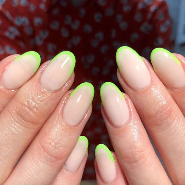 Neon Nail Art To Get You Ready For Spring in 2020 | Neon ...
