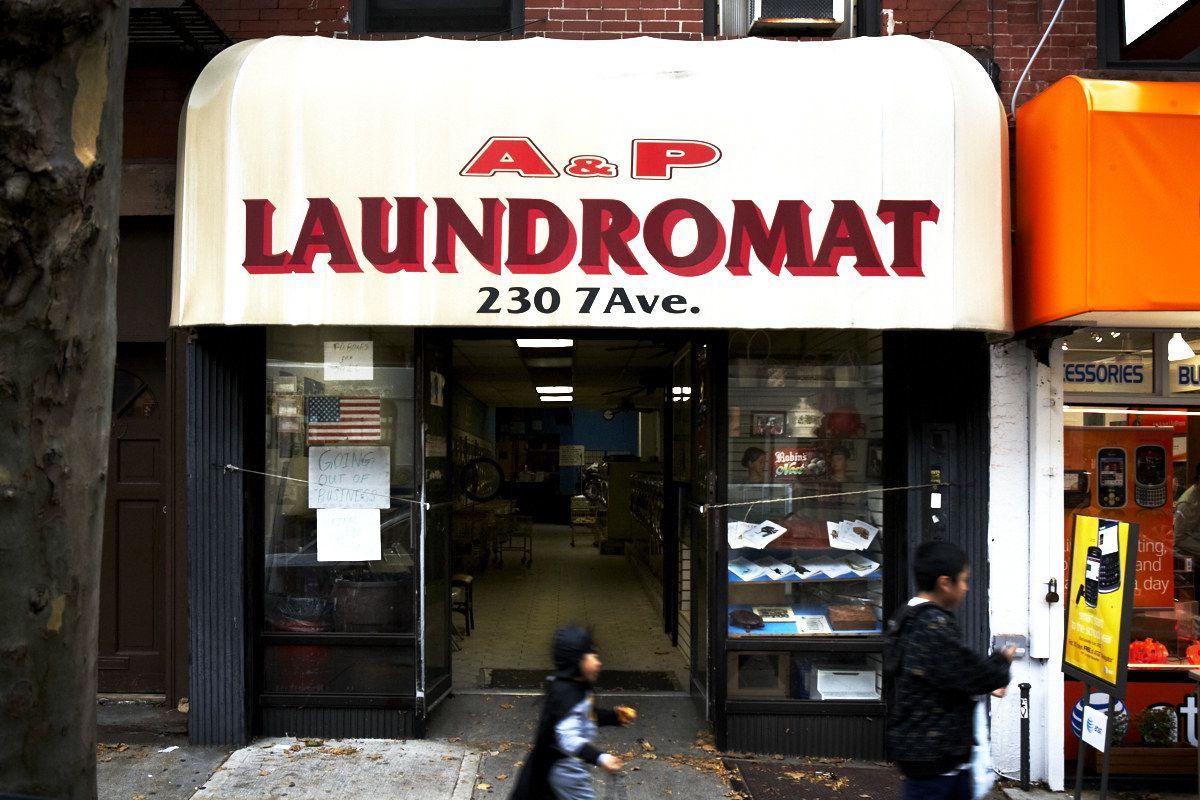Laundromats of New York City Laundromat, Laundry shop