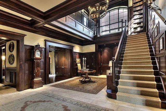 fabuleuses entr es gorgeous old homes pinterest maison decoration interieur maison et. Black Bedroom Furniture Sets. Home Design Ideas