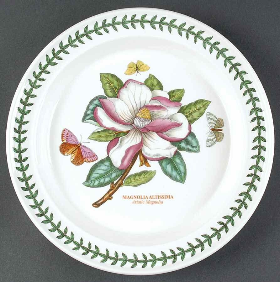 Botanic Garden Dinner Plate By Portmeirion In 2020 Portmeirion