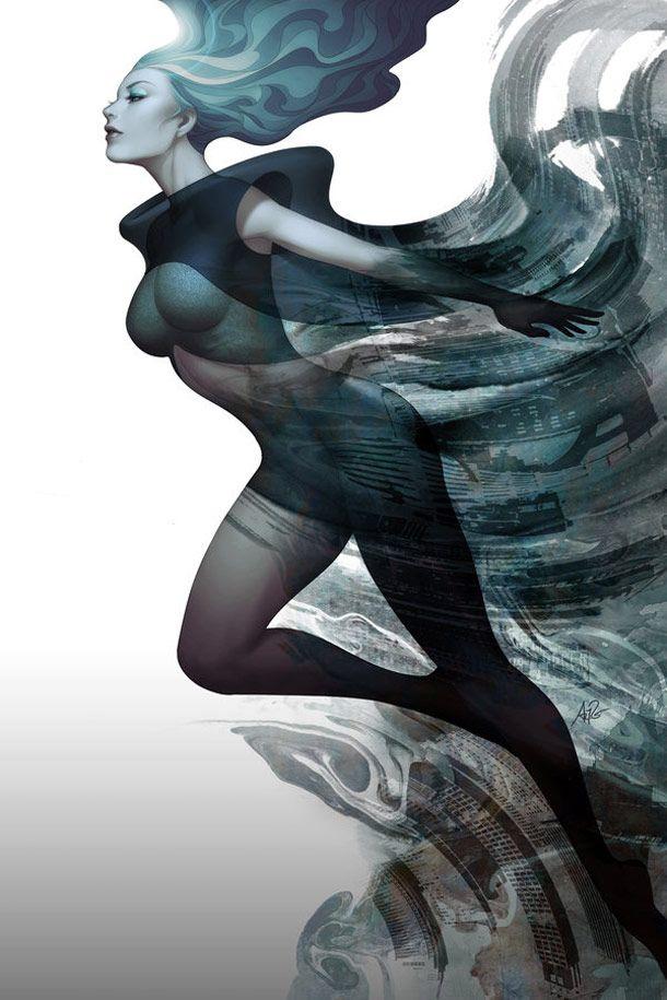 30 ilustrações sensuais - Stanley Lau - Assuntos Criativos