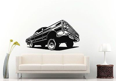 Wall Or Car Decal Vinyl Sticker South Central Los Angeles Custom - Custom vinyl stickers los angeles