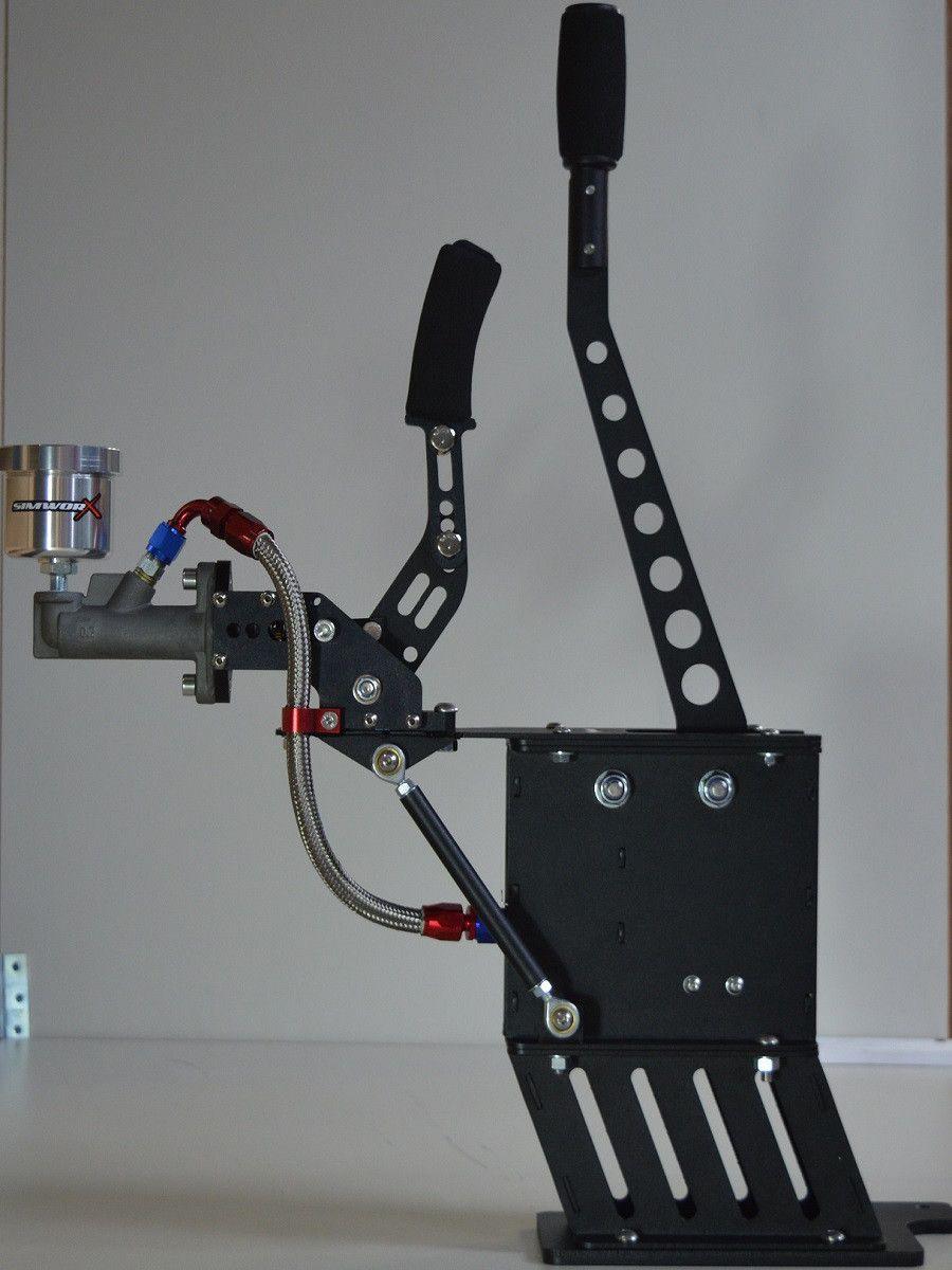 Simworx Sequential Shifter & Handbrake Set | Tuners | Racing