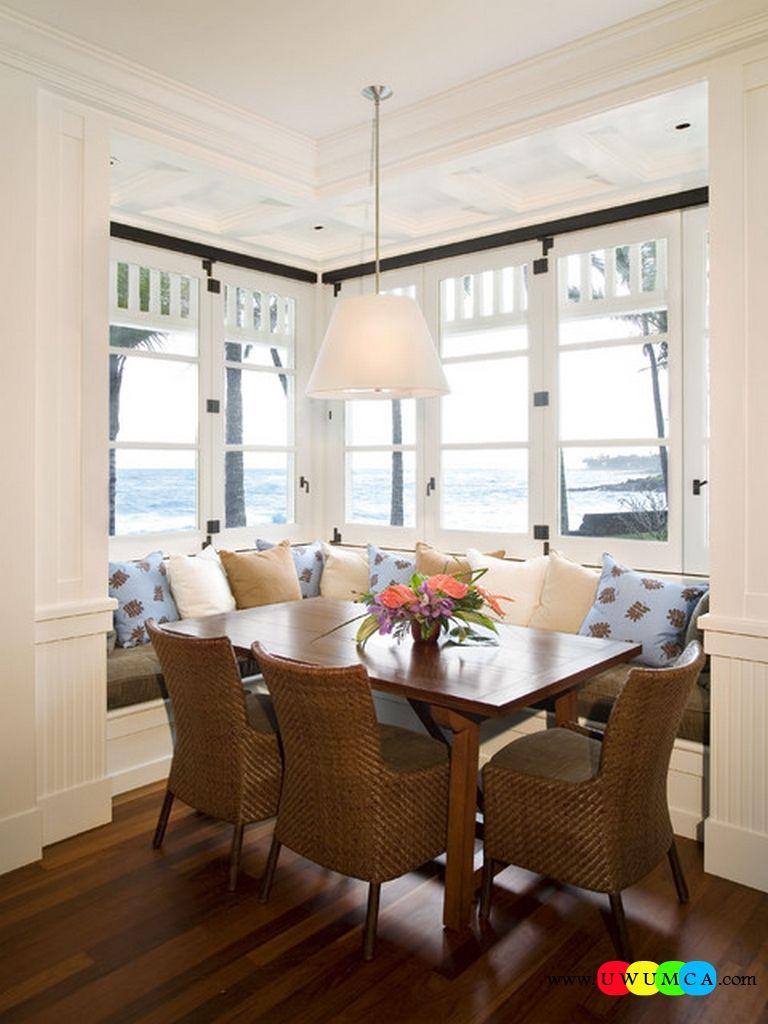 Window nook ideas  kitchendecorating kitchen nook ideas small kitchens corner banquet