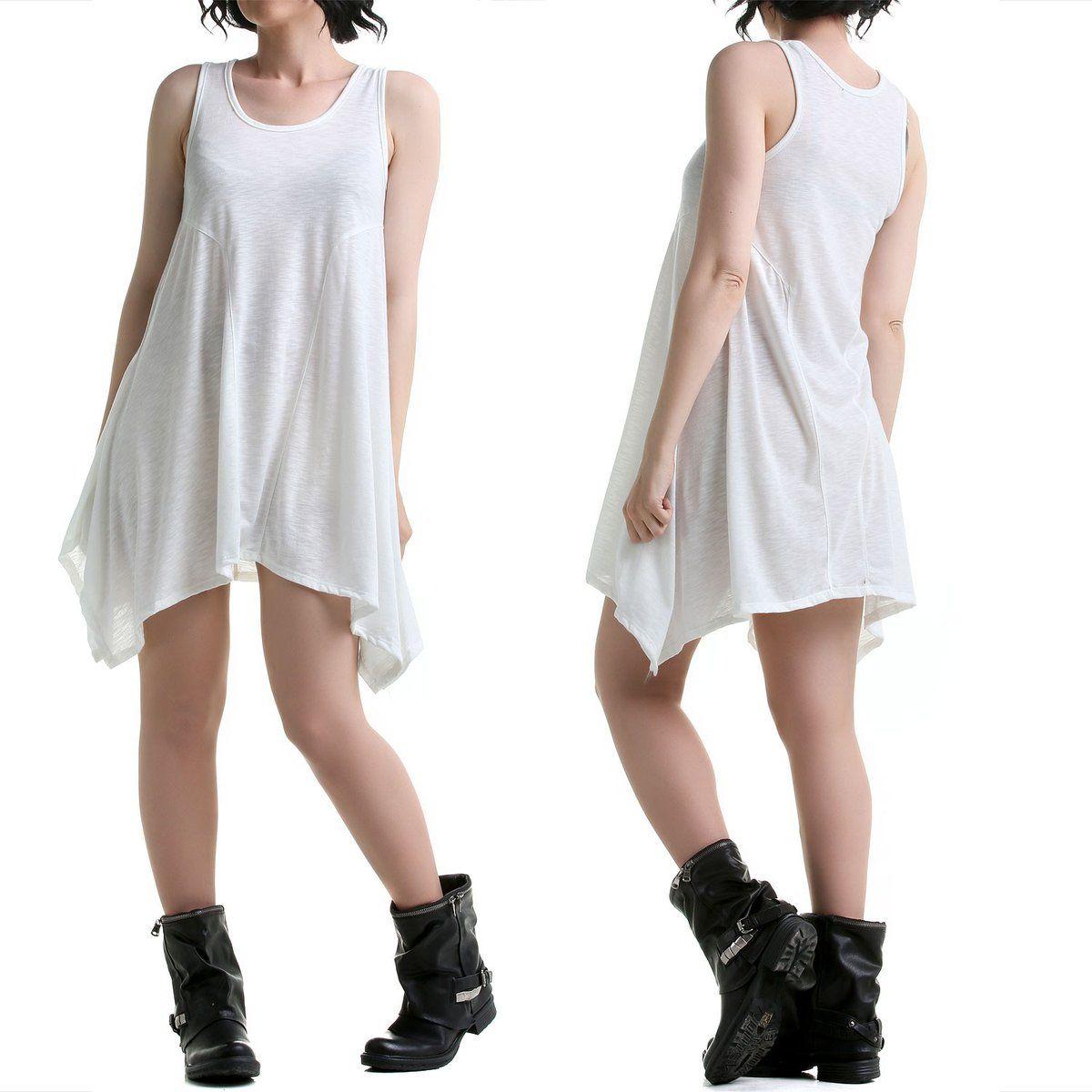 #Vestido #Blanco #Crazyinlove