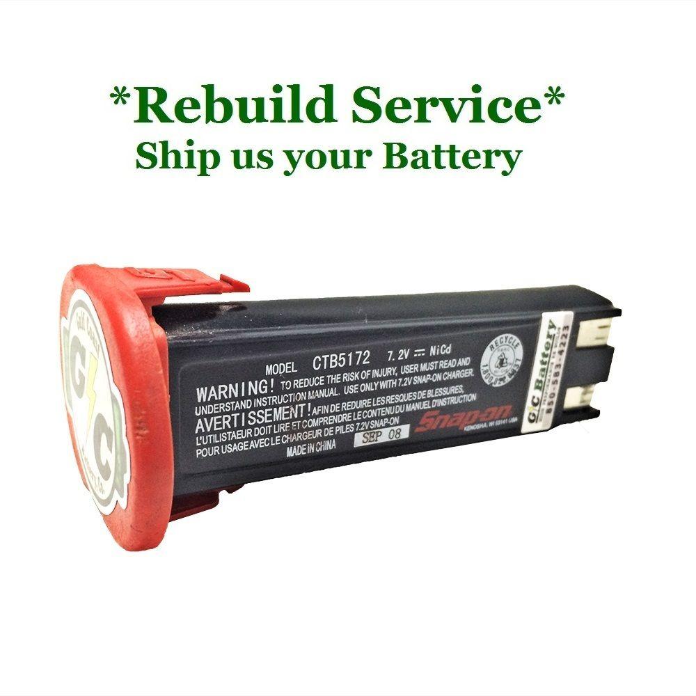 CTB5172 | CTB5172B Rebuild Service | Snap On | Tools