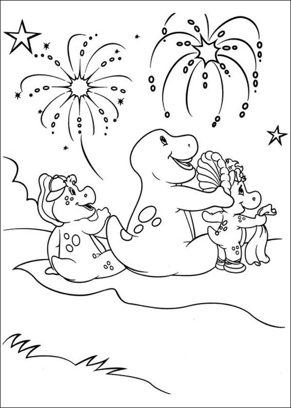 find this pin and more on barney coloring pages by wandakelly0580