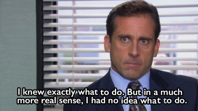 These Funny Michael Scott Quotes About Work Will Make You