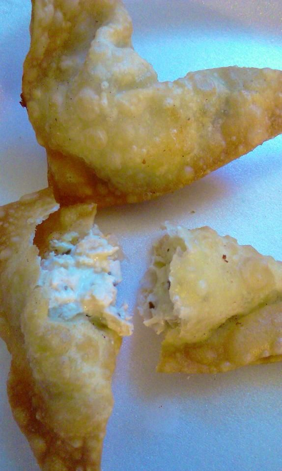 How to Make Cream Cheese Wontons Recipe - Snapguide