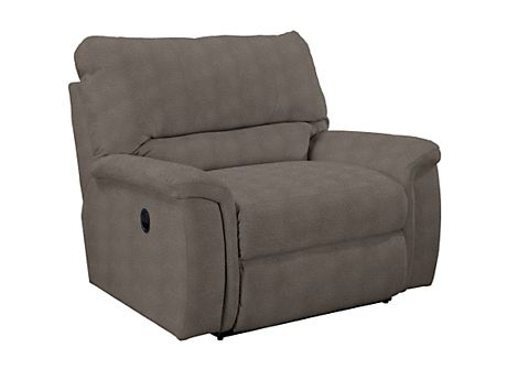 Picturing An Oversized Rocker Recliner In The Nursery So