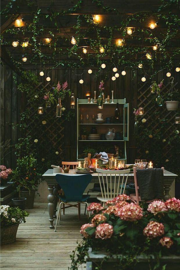 как создать идеальный сад своими руками советы примеры в