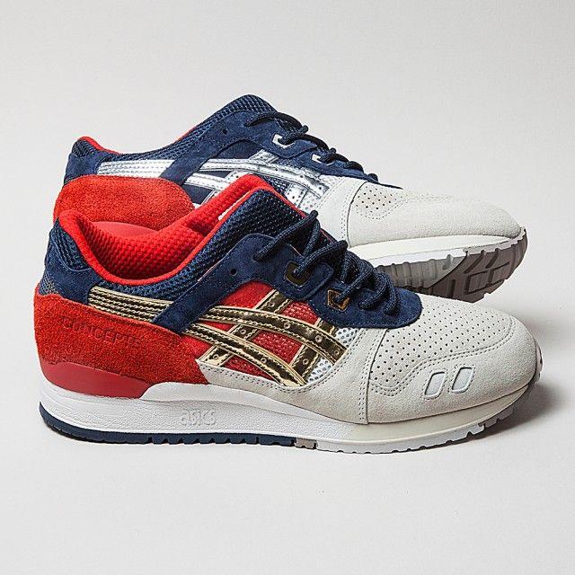 4ff480c84 CONCEPTS x ASICS GEL LYTE III - Sneaker Freaker