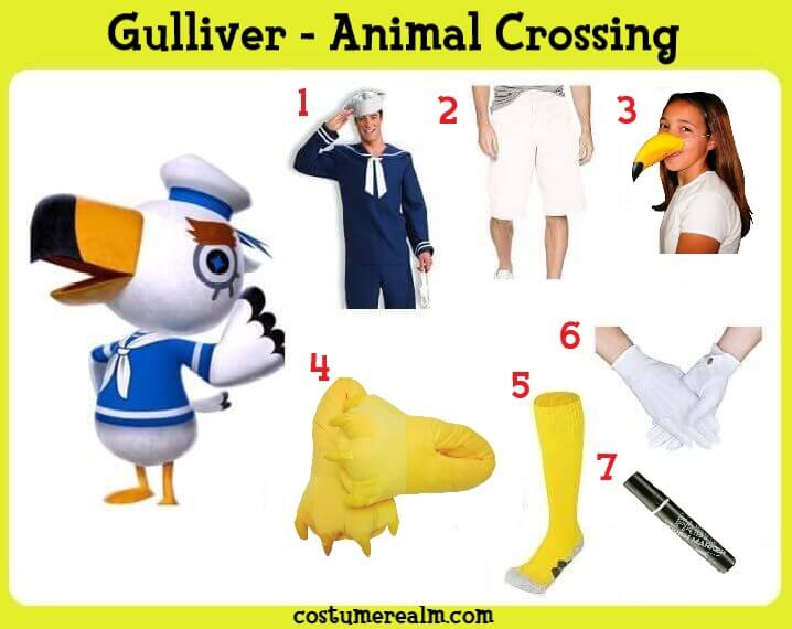Pin on Animal Crossing Inspired Costume Ideas
