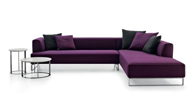 Meuble de salon moderne 35 idées canapé et fauteuils design