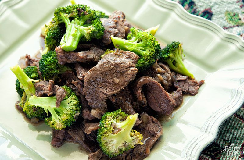 Slow Cooked Beef And Broccoli Paleo Leap Recipe Healthy Beef And Broccoli Paleo Diet Recipes Paleo Slow Cooker Recipes